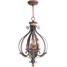 Livex Lighting 8556-63 Villa Verona Lantern