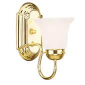 Traditional Home Basics Wall Sconce - Livex Lighting 1071-02