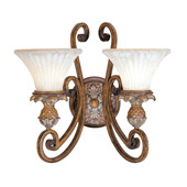 Traditional Savannah Wall Sconce - Livex Lighting 8452-57