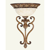Traditional Savannah Wall Sconce - Livex Lighting 8460-57
