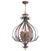 Traditional Villa Verona Lantern - Livex Lighting 8557-63