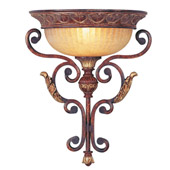 Traditional Villa Verona Wall Sconce - Livex Lighting 8580-63