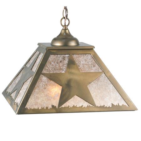 Meyda 109564 Texas Star Pendant