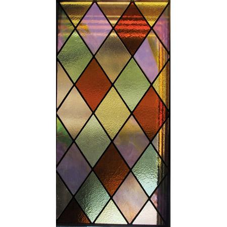 Meyda 115530 Tudor Stained Glass Window