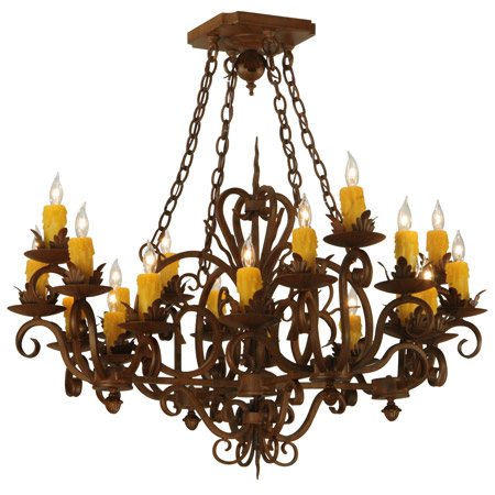 Meyda 130490 Kimberly 20 Light Chandelier