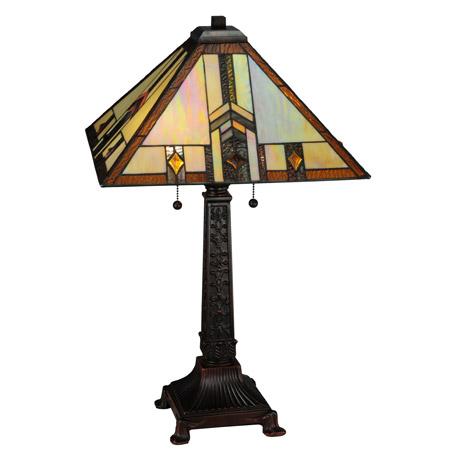 Meyda 138773 Prairie Wheat Harvest Table Lamp