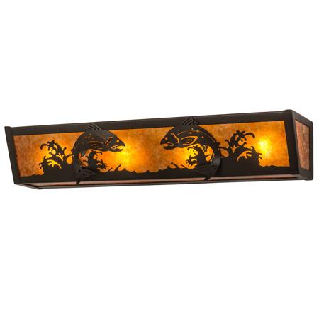 Meyda 14403 Southwest 24W Vanity Light