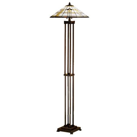 Meyda 31240 Arrowhead Floor Lamp