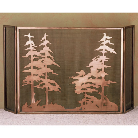 home d cor fireplace furnishings fireplace screens meyda 3