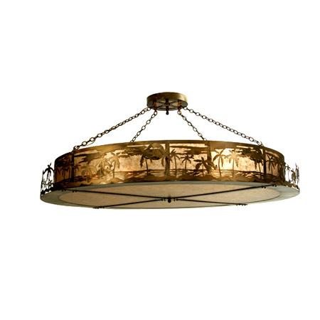 Coastal Island Pendant Lights