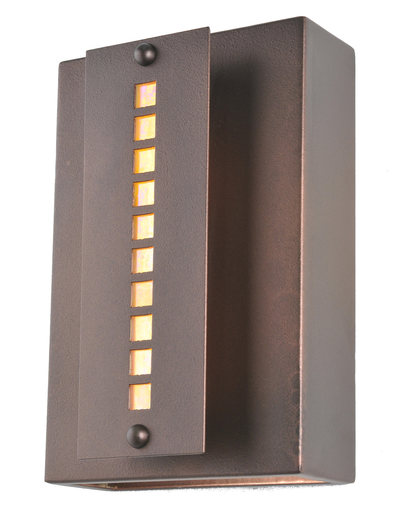 Meyda 106317 Moss Creek Stepping Stone Wall Sconce