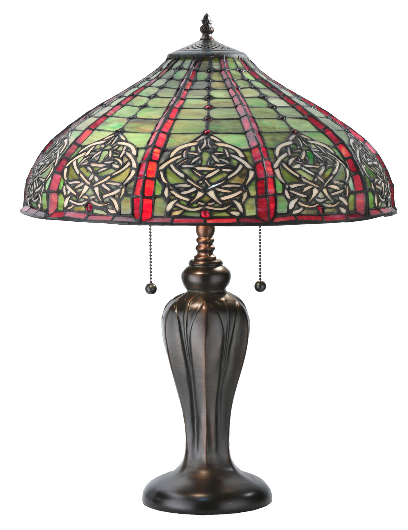 home lamps table lamps standard table lamps meyda 107804. Black Bedroom Furniture Sets. Home Design Ideas