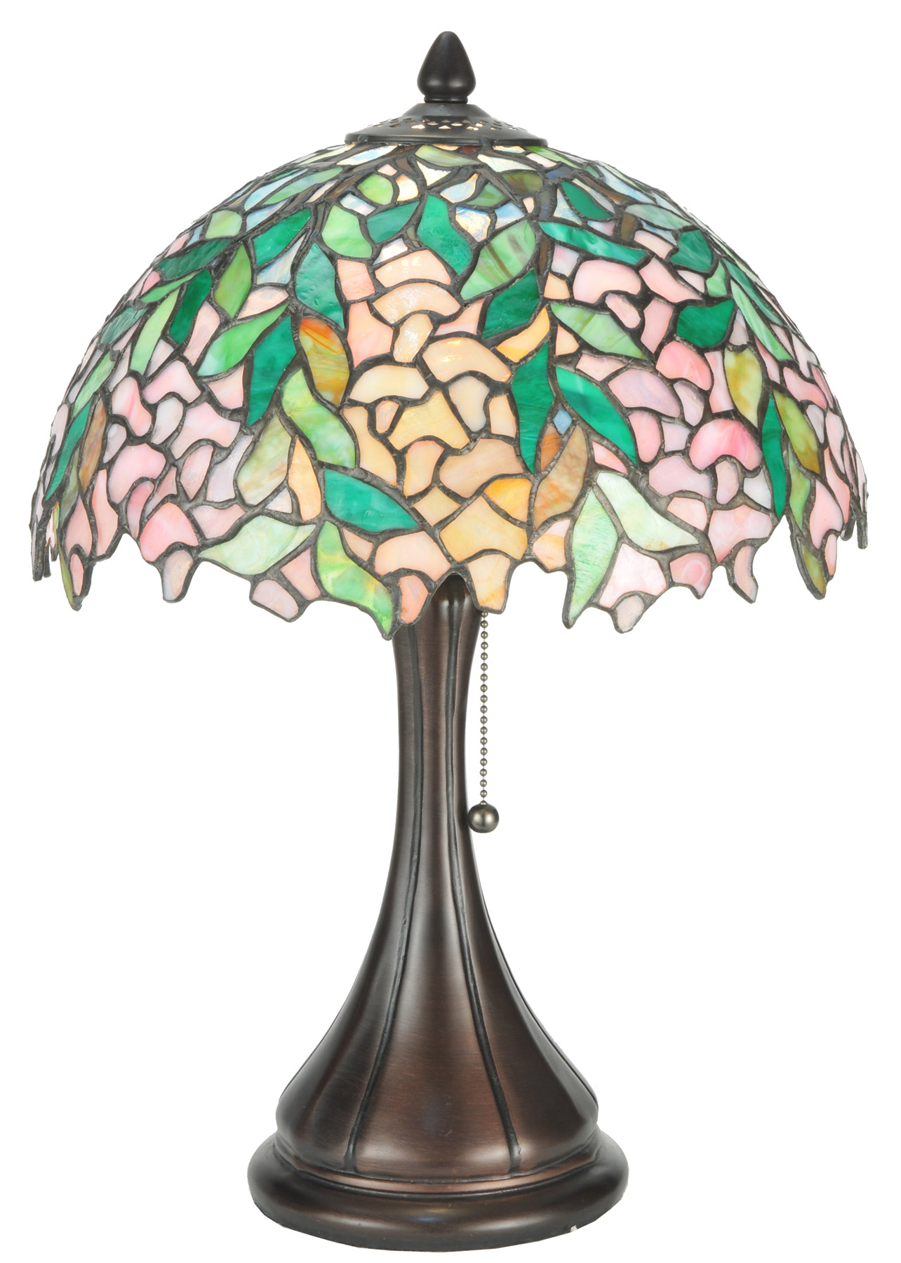 Meyda 110323 Tiffany Laburnum Accent Lamp