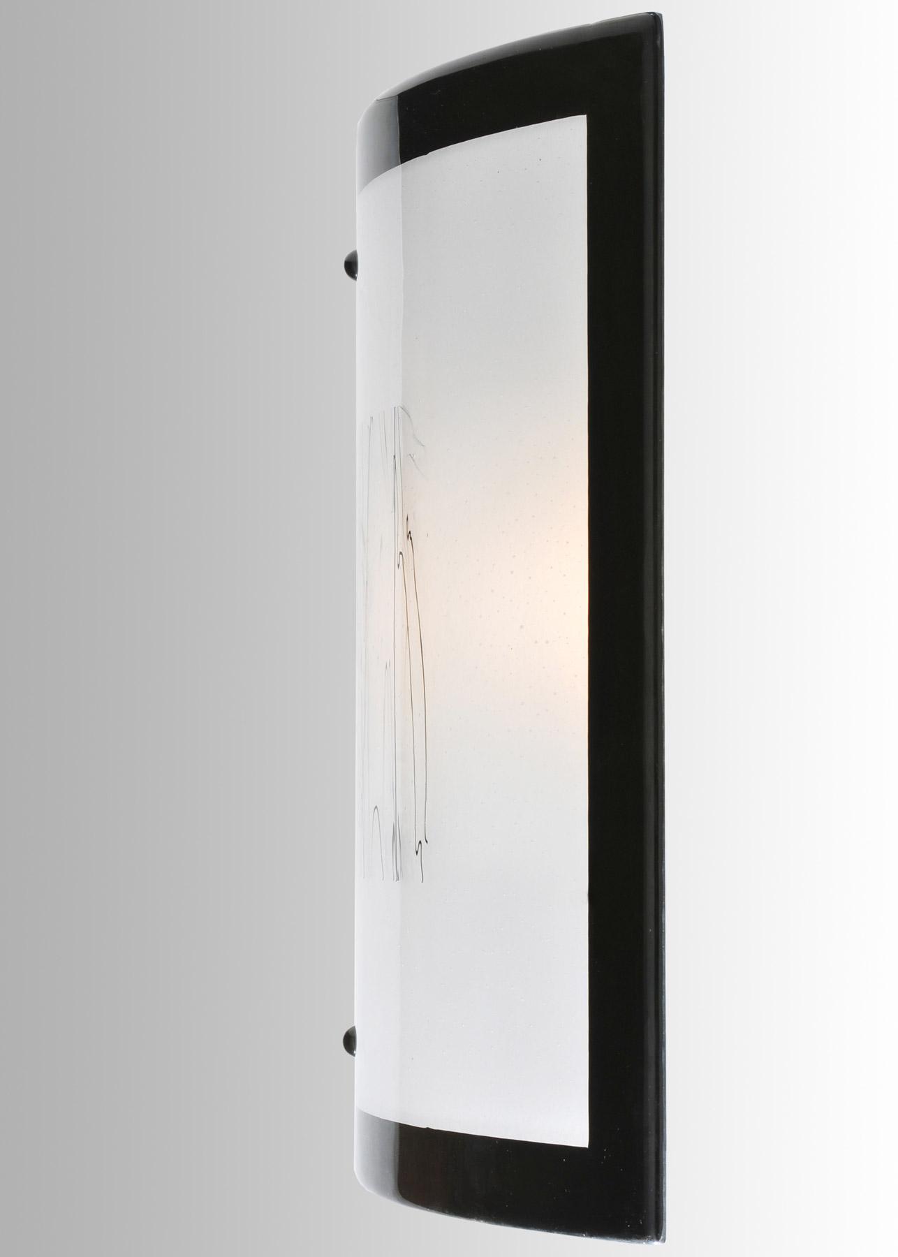 Meyda 116897 Twigs Fused Glass Wall Sconce