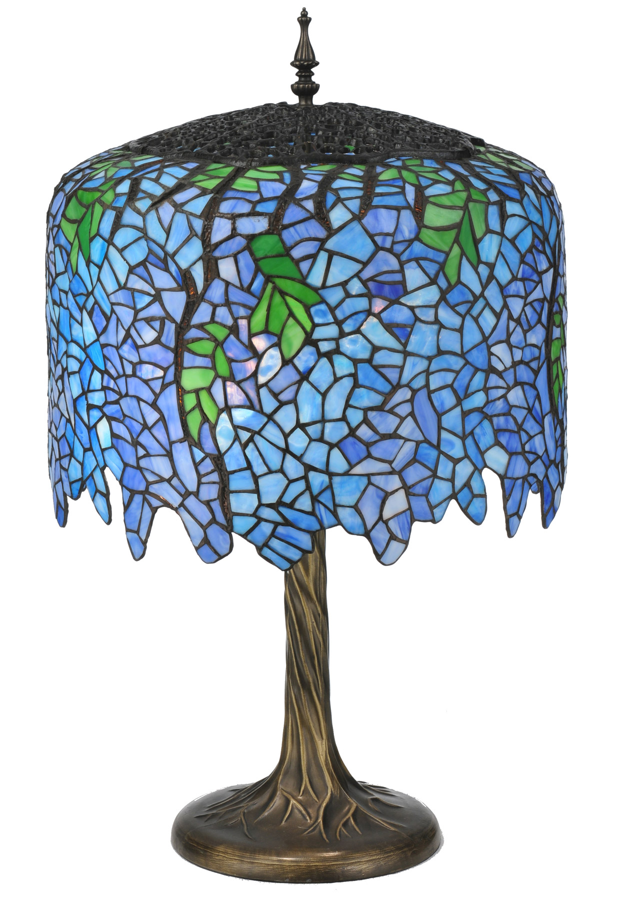 Meyda 118689 Wisteria Table Lamp