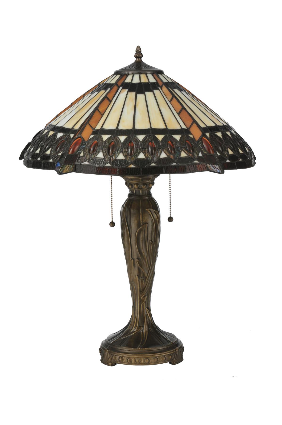 Meyda 119679 Cleopatra Table Lamp