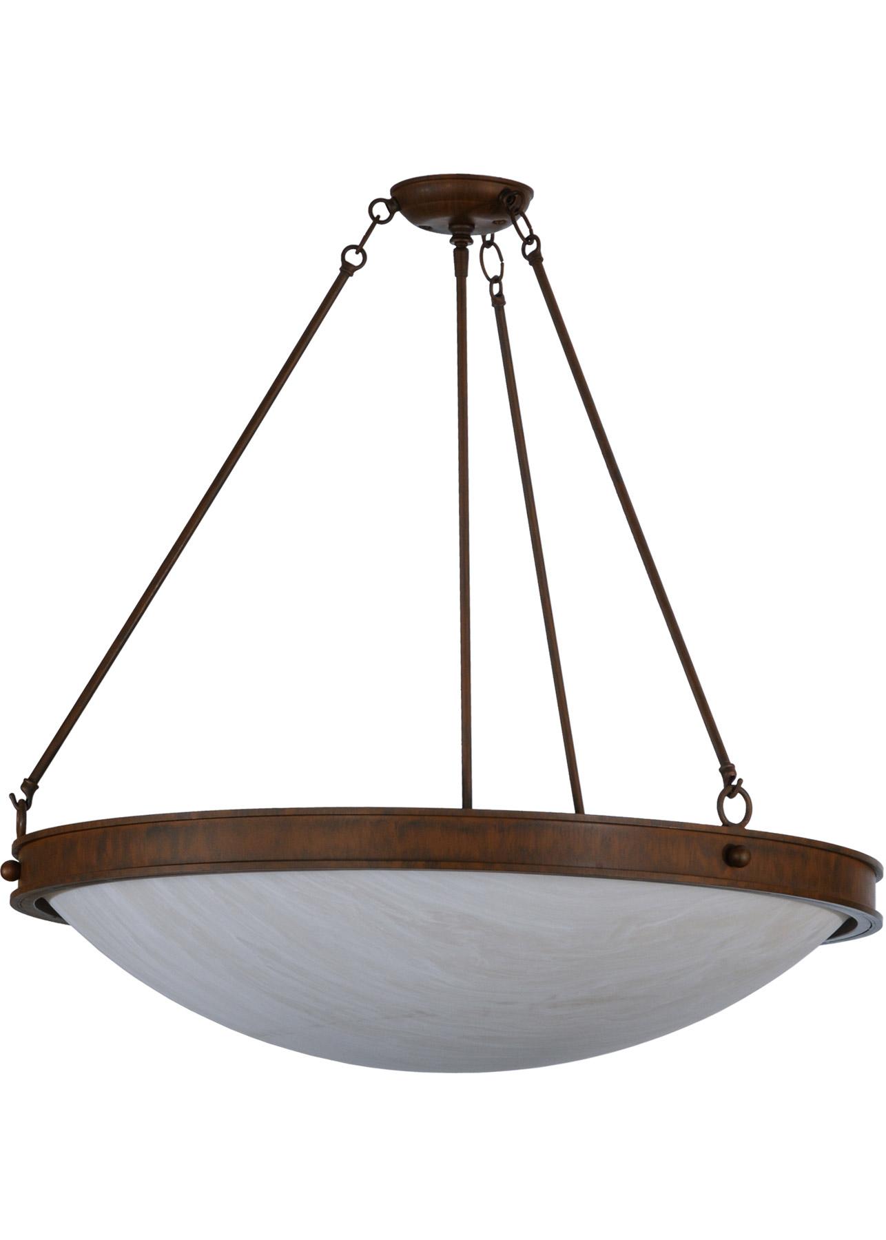 meyda 127660 dionne inverted bowl pendant. Black Bedroom Furniture Sets. Home Design Ideas