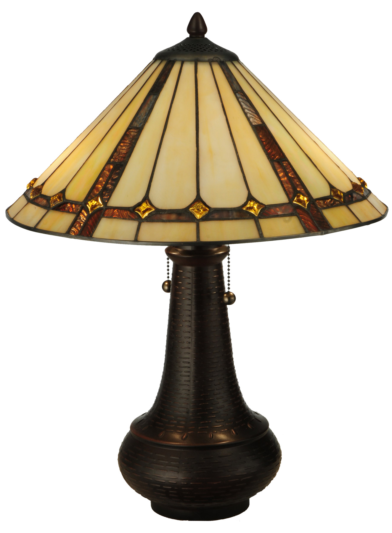 Meyda 130743 Belvidere Table Lamp