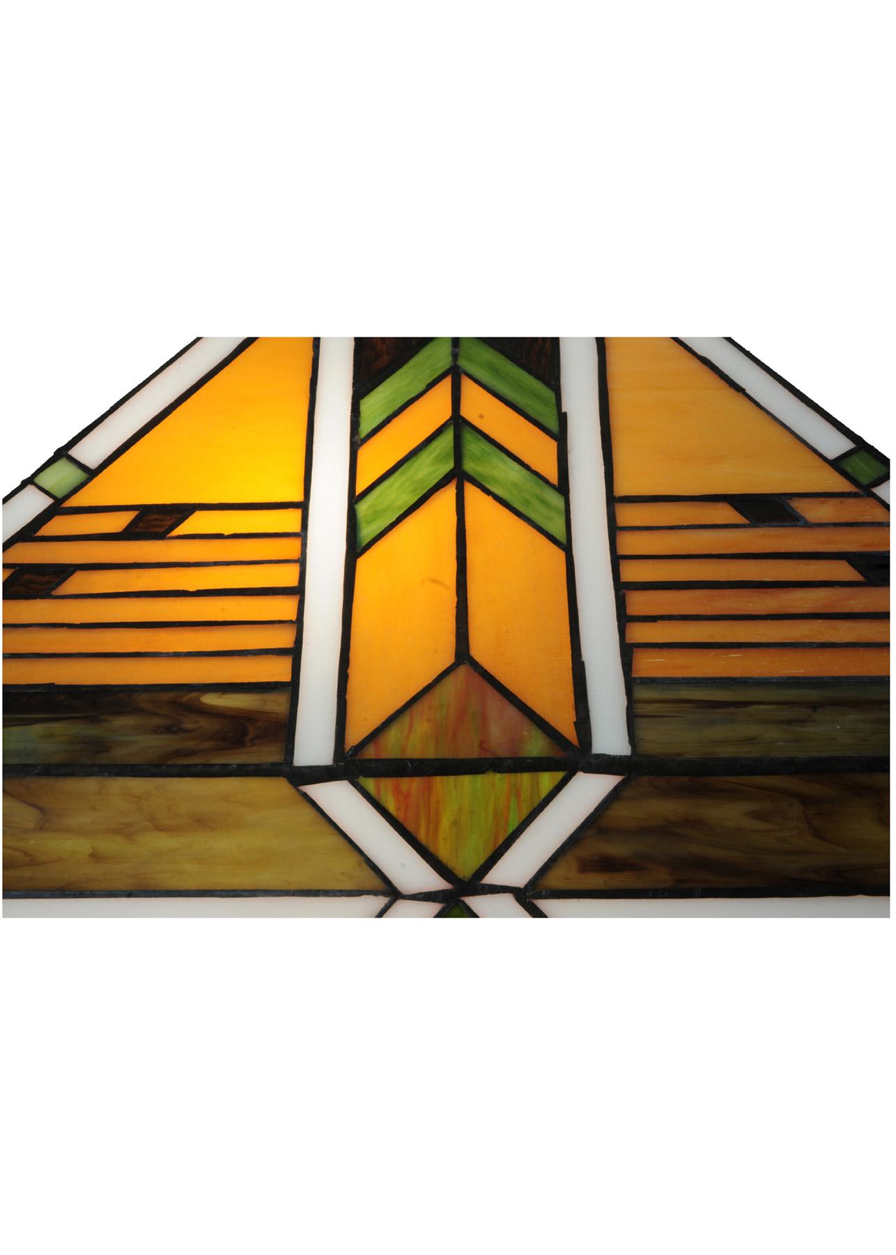 Meyda 130751 Abilene Floor Lamp
