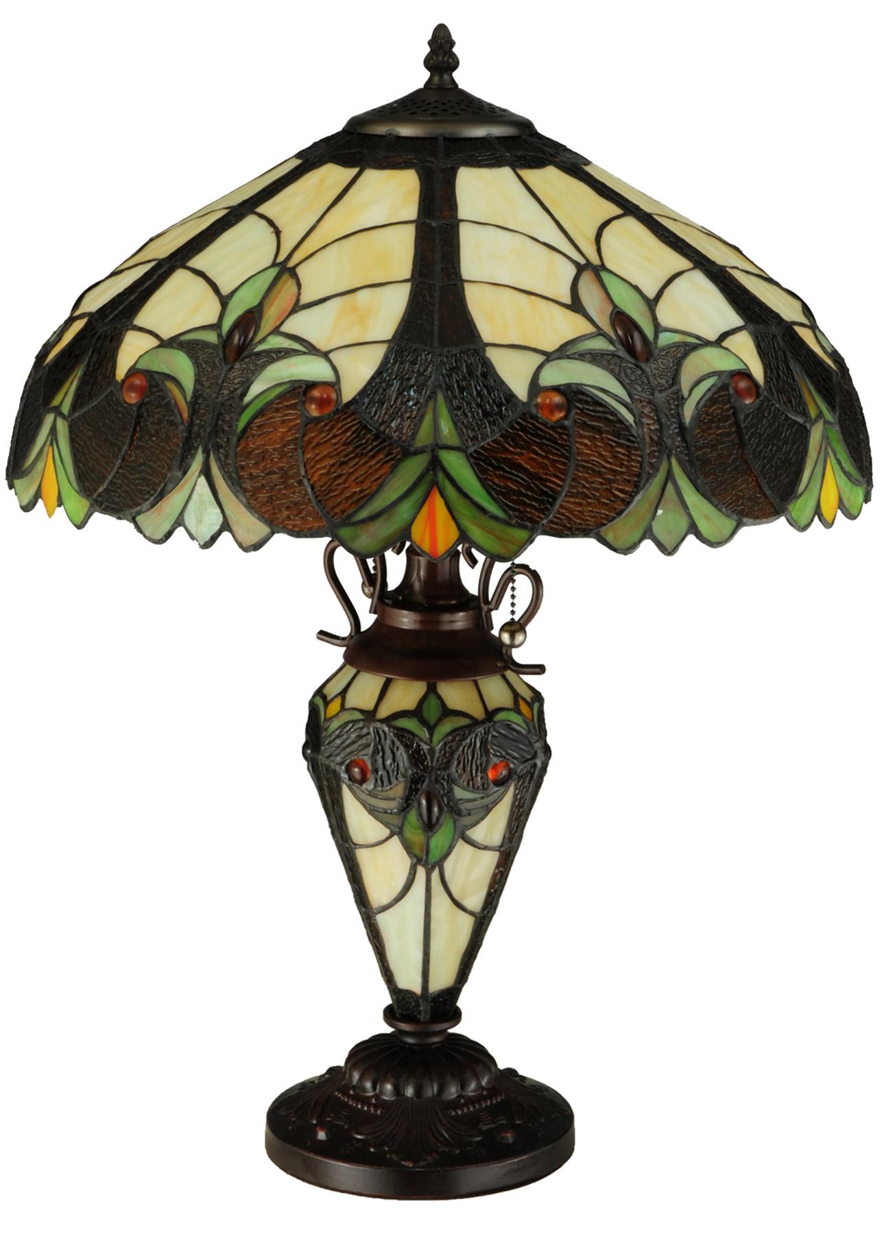 Meyda 134528 Sebastian Table Lamp