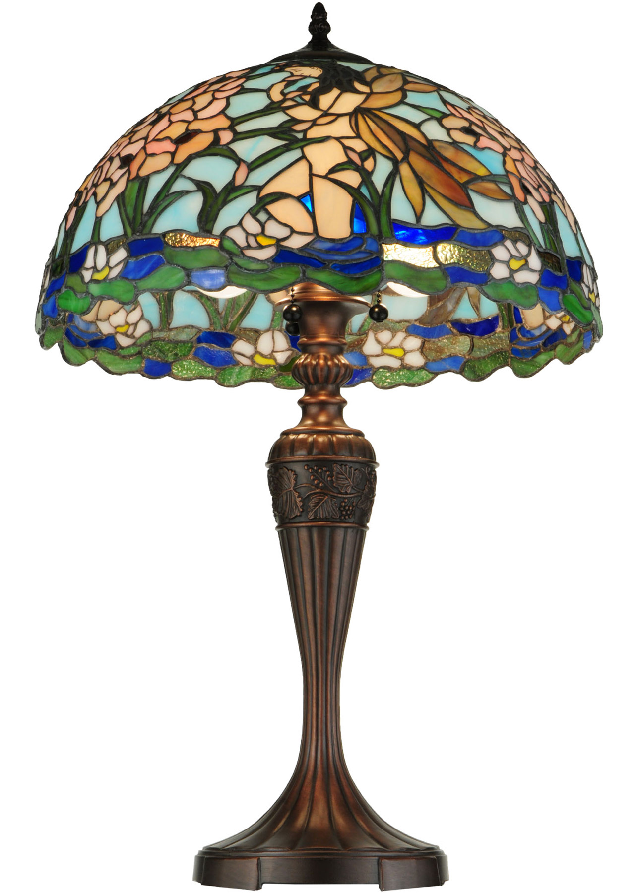 Meyda 140006 Fairy Pond Table Lamp