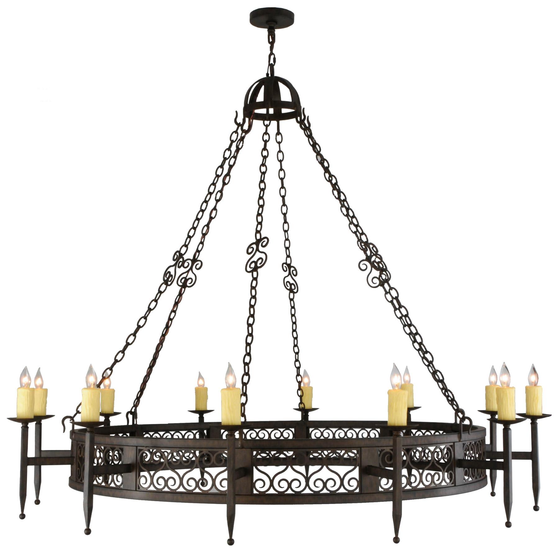 Meyda 142552 gothic chandelier aloadofball Images