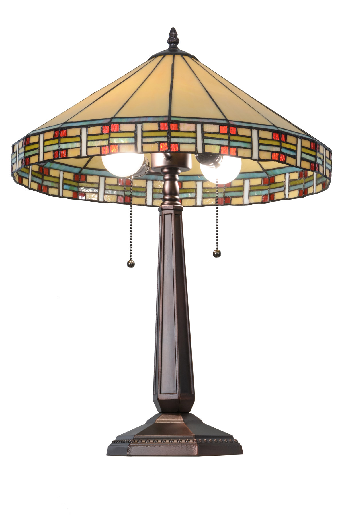 Meyda 144960 Arizona Table Lamp