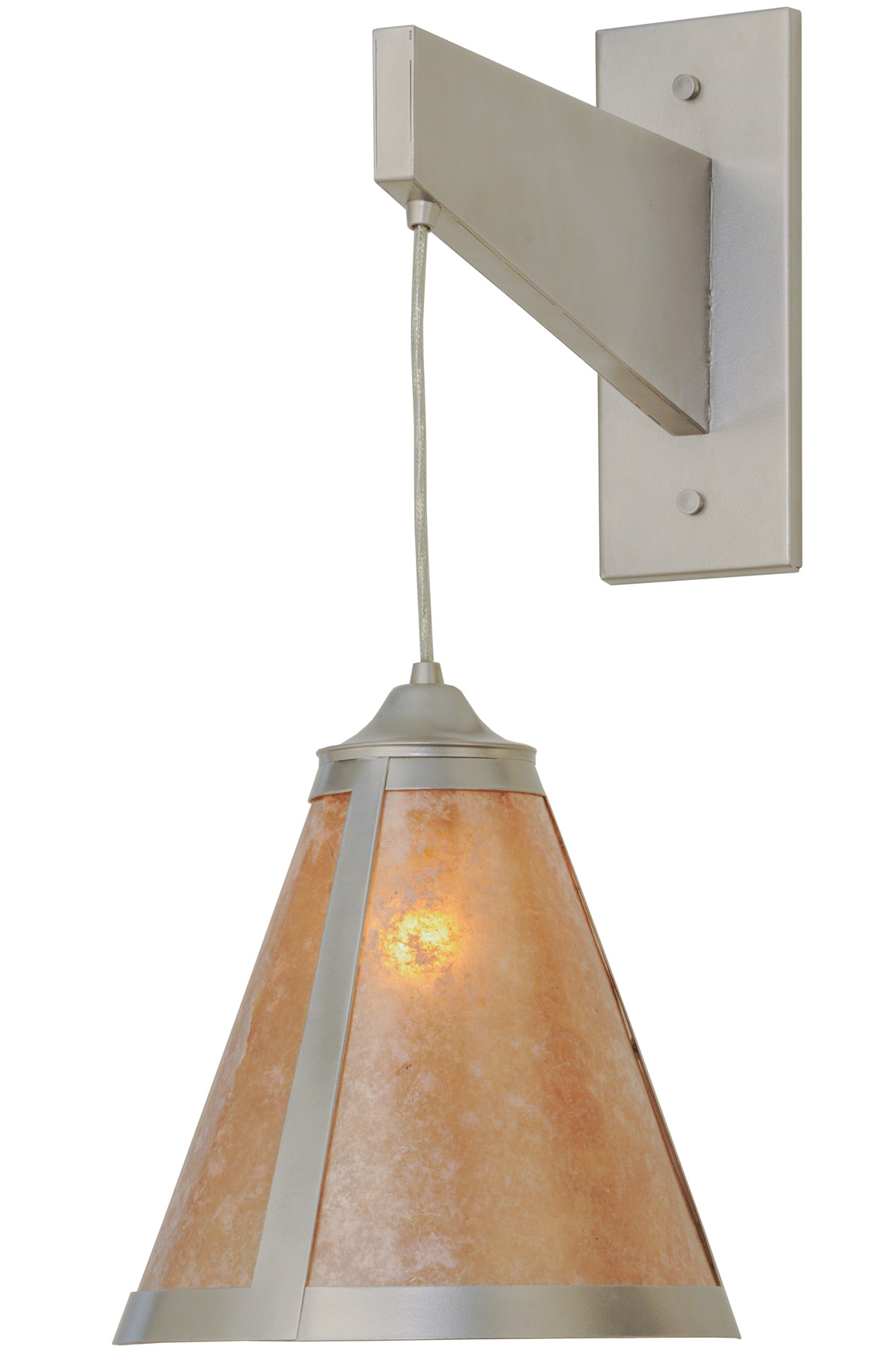 Wall Mounted Cantilever Lamp : Meyda 148257 Cantilever Wall Sconce
