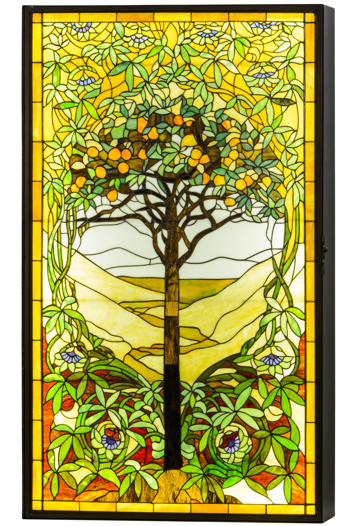 Meyda 152459 Tree Of Life Led Backlit Window Box