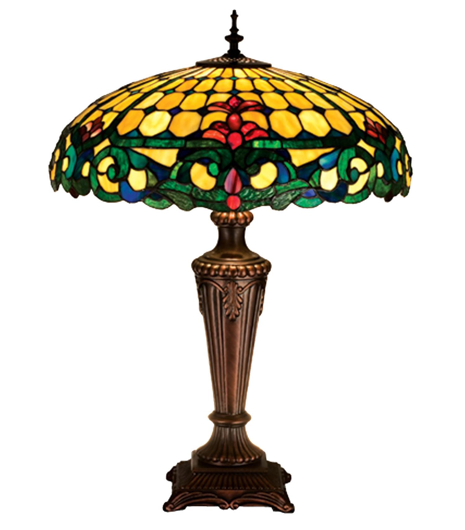 meyda 15707 tiffany table lamp. Black Bedroom Furniture Sets. Home Design Ideas