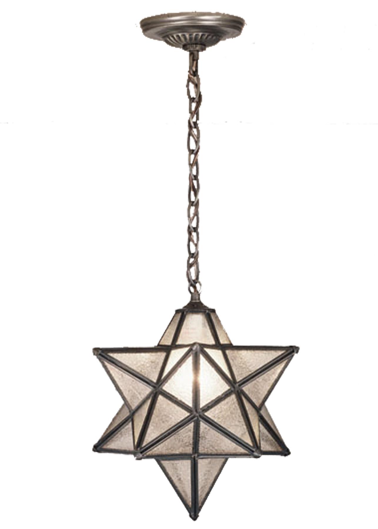 Meyda moravian star pendant
