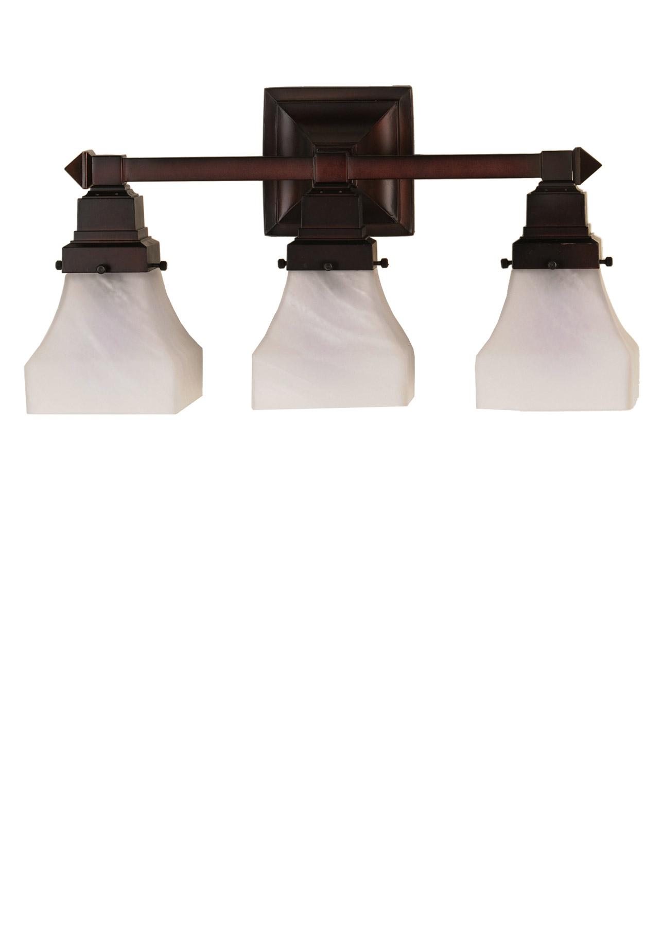 Craftsman Style Bathroom Lighting : Cool craftsman bathroom lighting eyagci