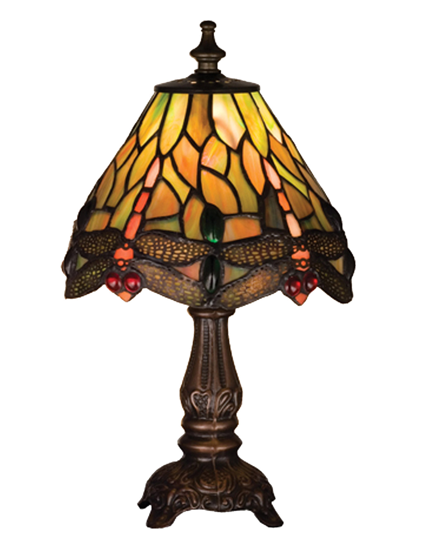 home lamps table lamps accent lamps meyda 26613. Black Bedroom Furniture Sets. Home Design Ideas