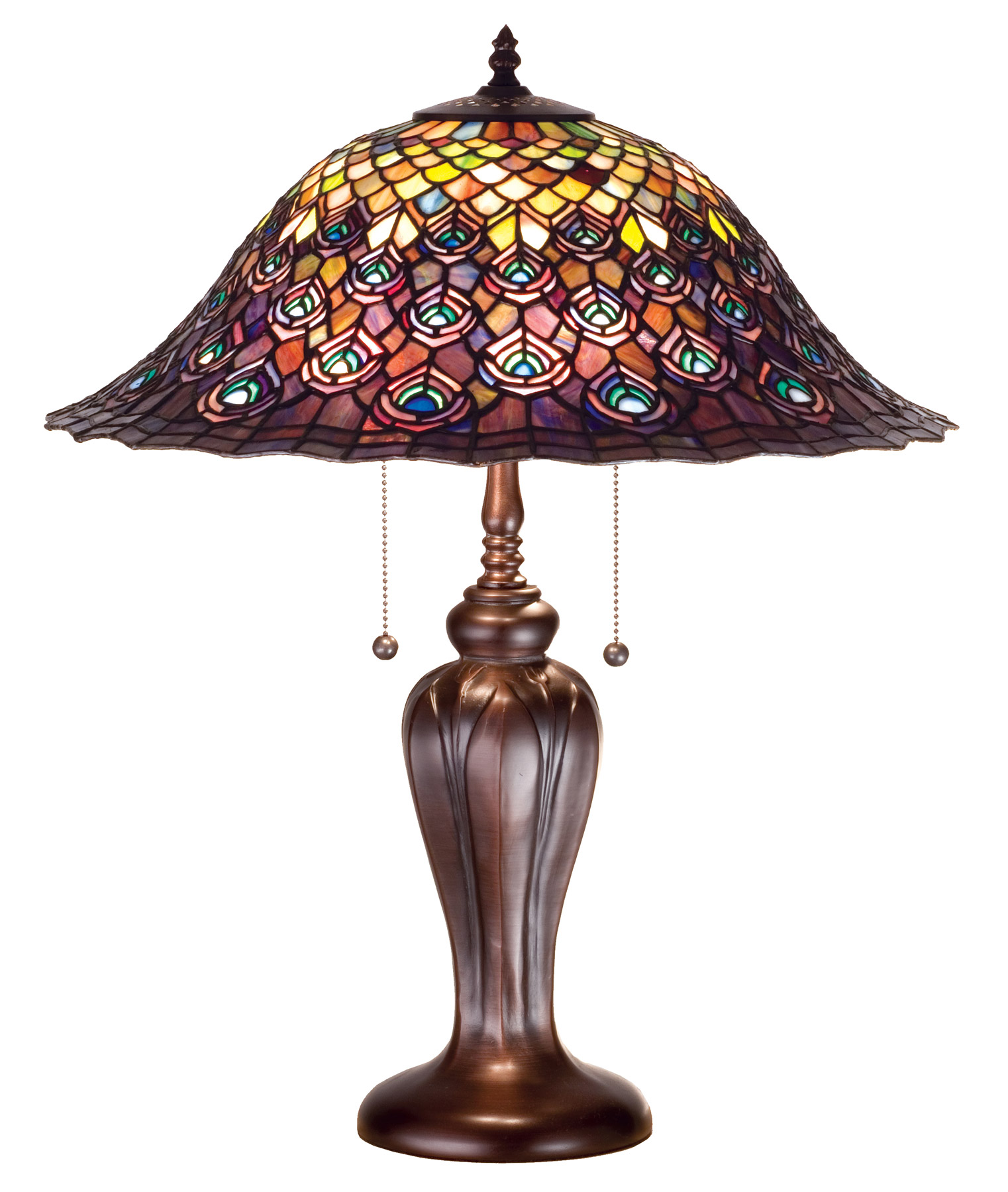 home lamps table lamps standard table lamps meyda 26666. Black Bedroom Furniture Sets. Home Design Ideas