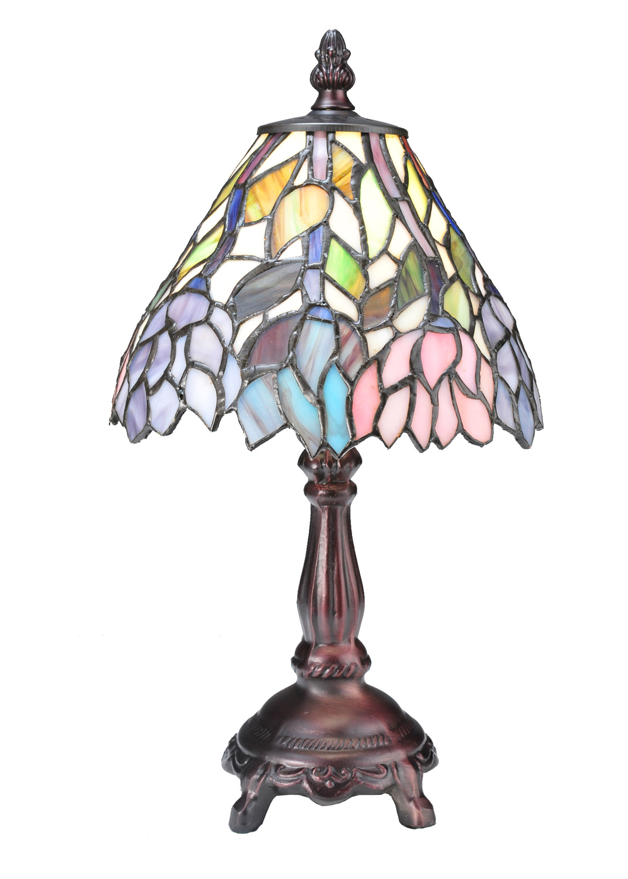 home lamps table lamps accent lamps meyda 27294. Black Bedroom Furniture Sets. Home Design Ideas