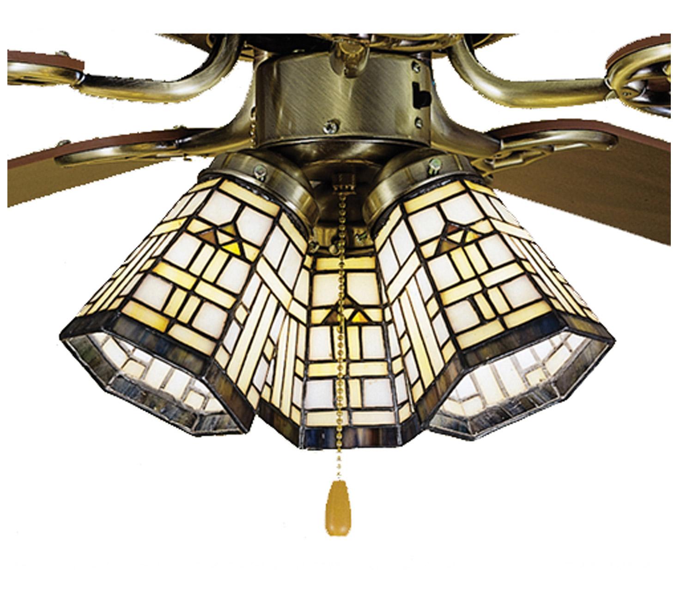 Meyda 27461 Arrowhead Fan Light Shade