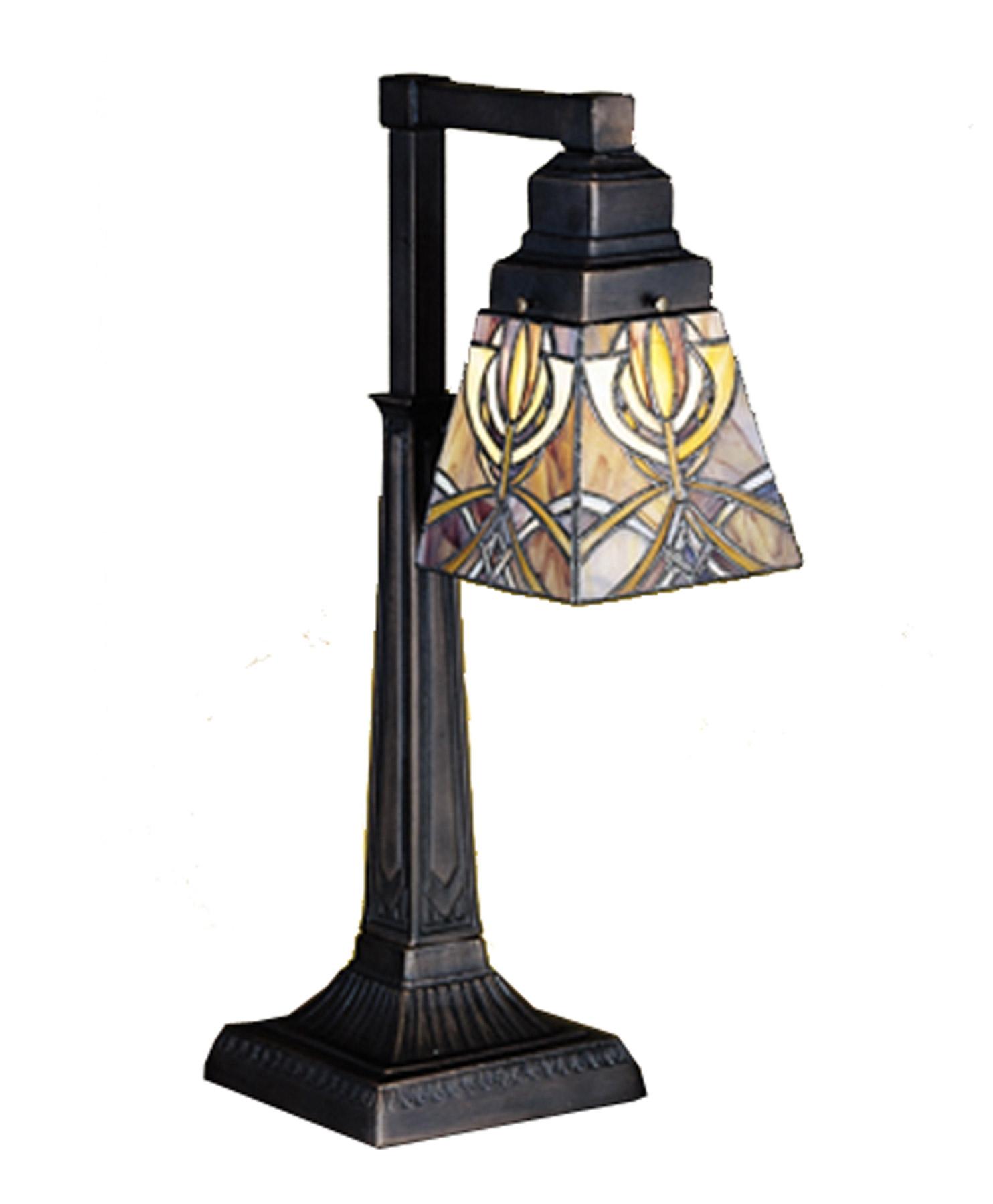 Mission Style Tiffany Lamp Sets