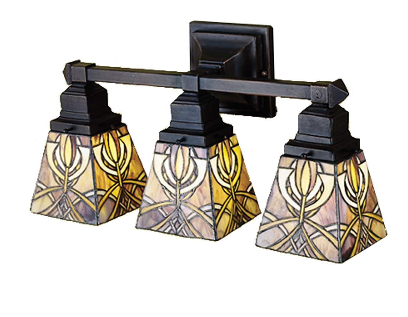 Meyda 31234 Glasgow Bungalow Vanity Light