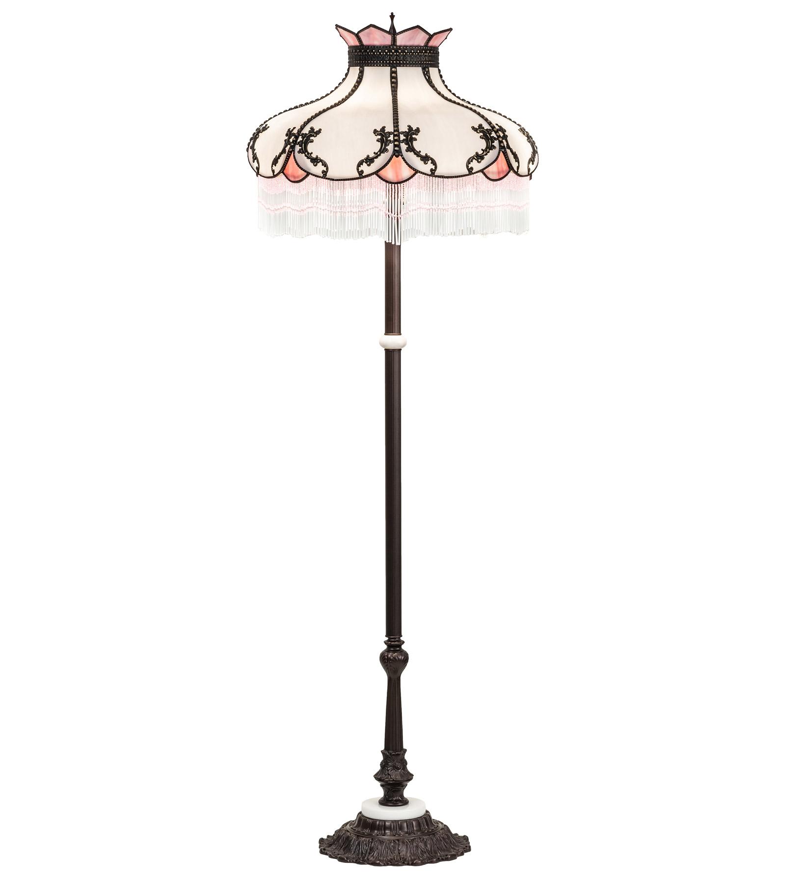 Meyda 31314 Nostalgia Classics Elizabeth Floor Lamp