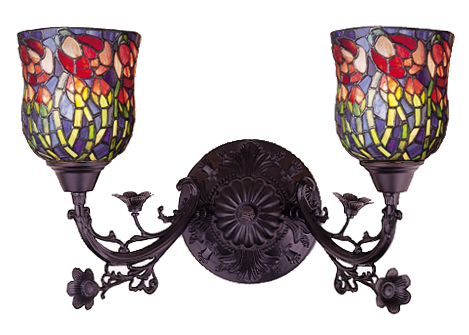 36911 red rosebud wall sconce meyda 36911 red rosebud wall sconce amipublicfo Image collections