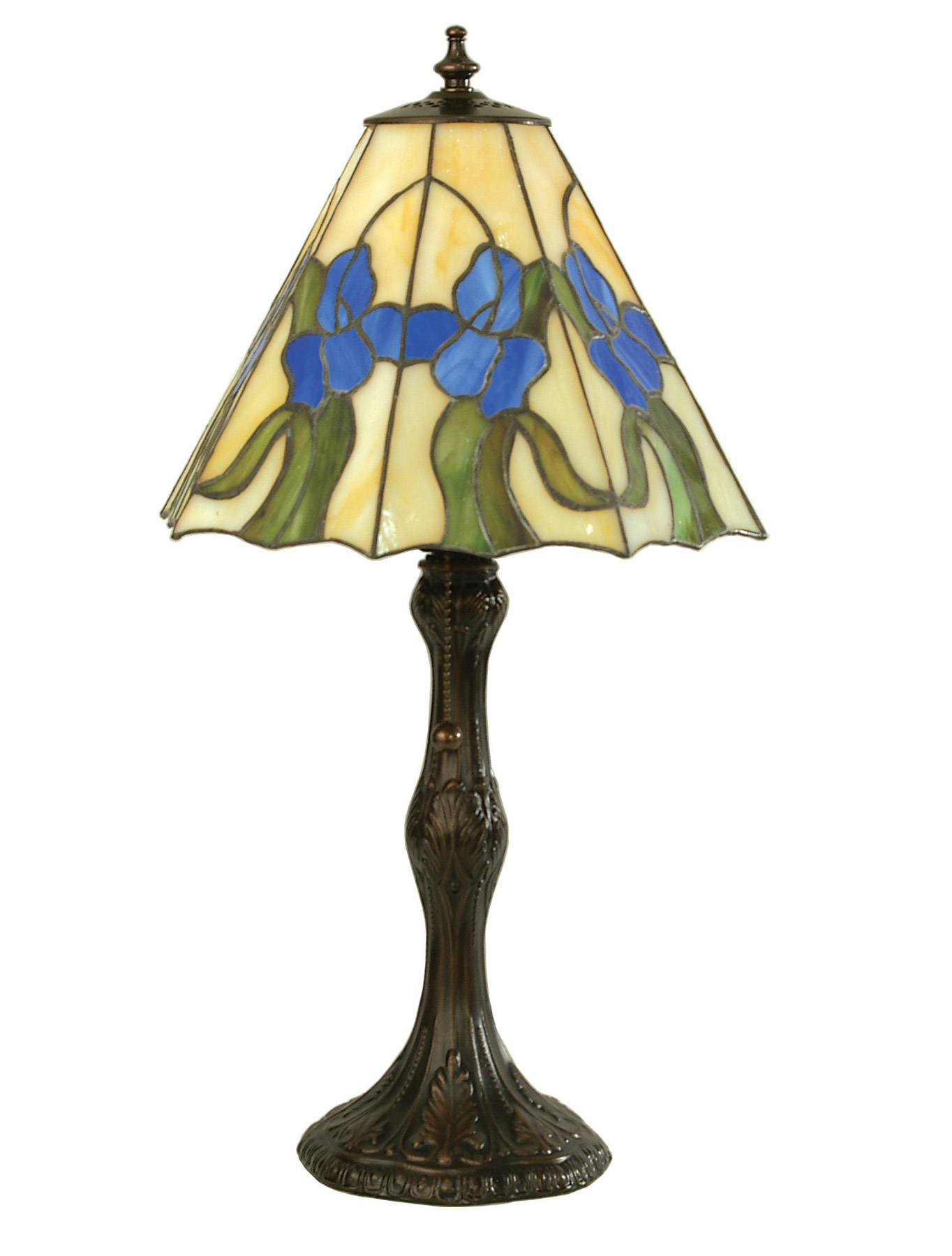 home lamps table lamps standard table lamps meyda 38139. Black Bedroom Furniture Sets. Home Design Ideas