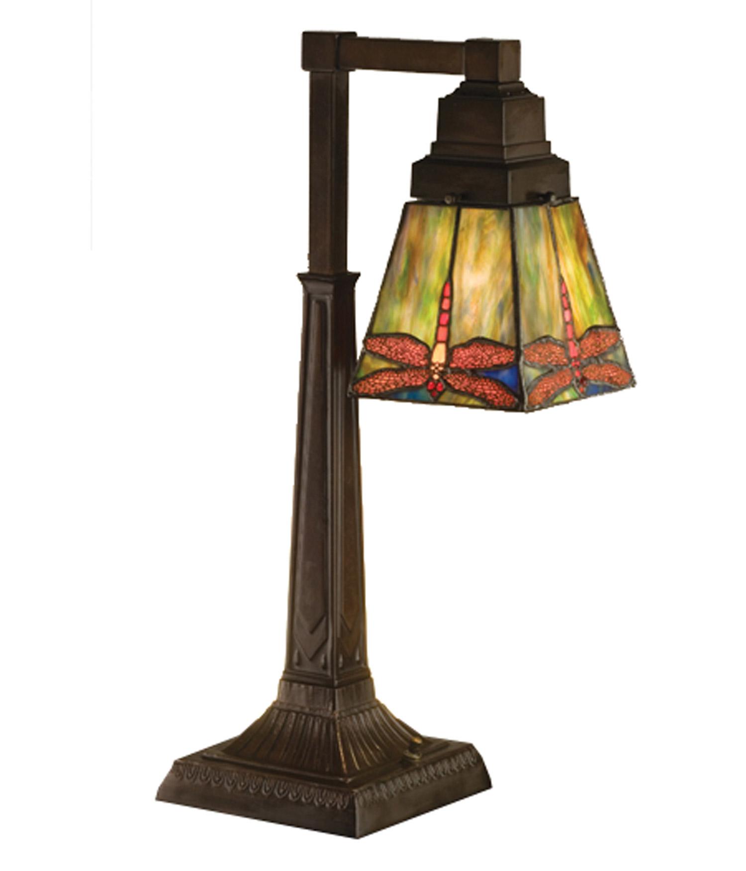home lamps table lamps desk lamps meyda 48212. Black Bedroom Furniture Sets. Home Design Ideas