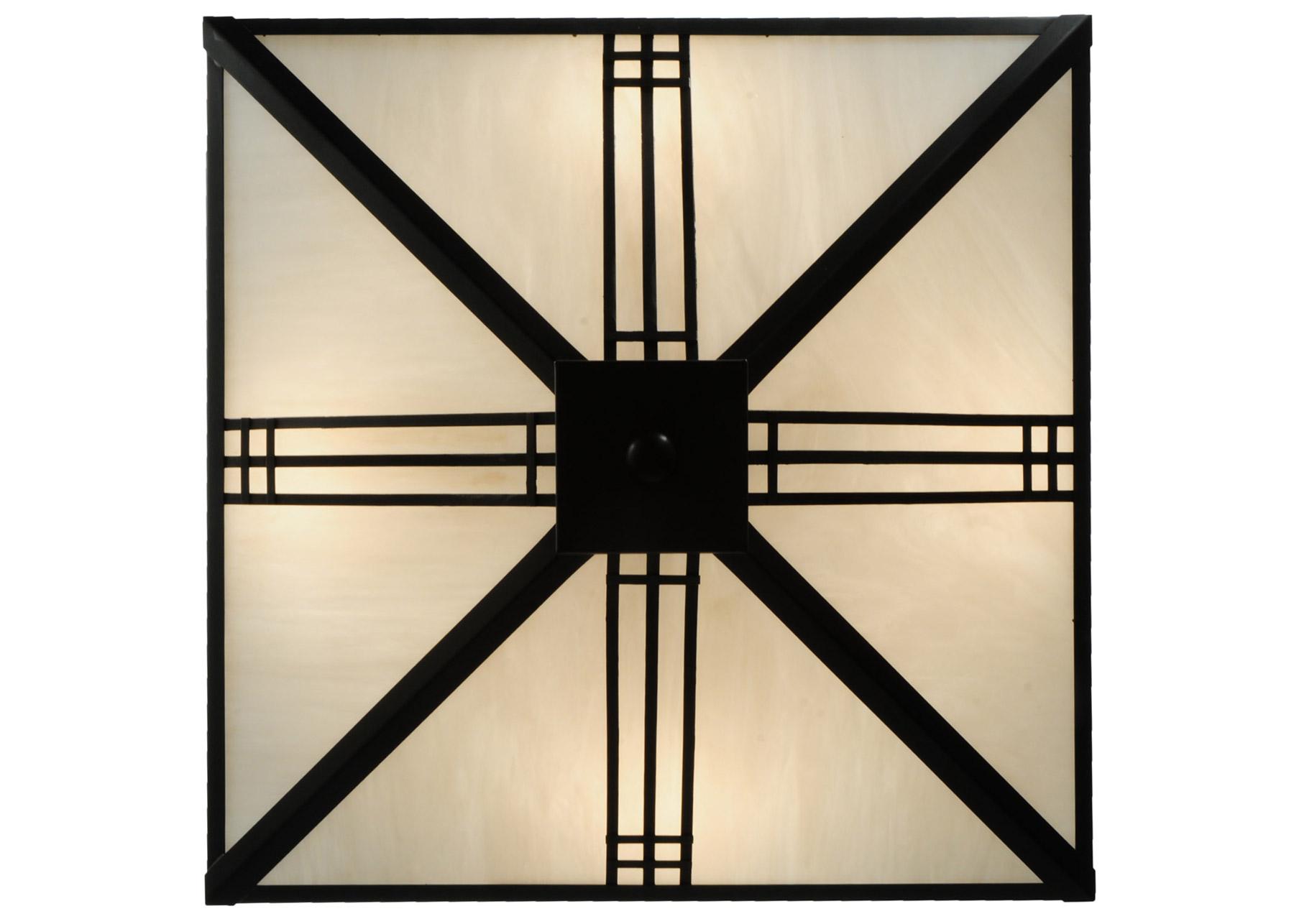 Meyda 50661 Semi Flush Ceiling Fixture