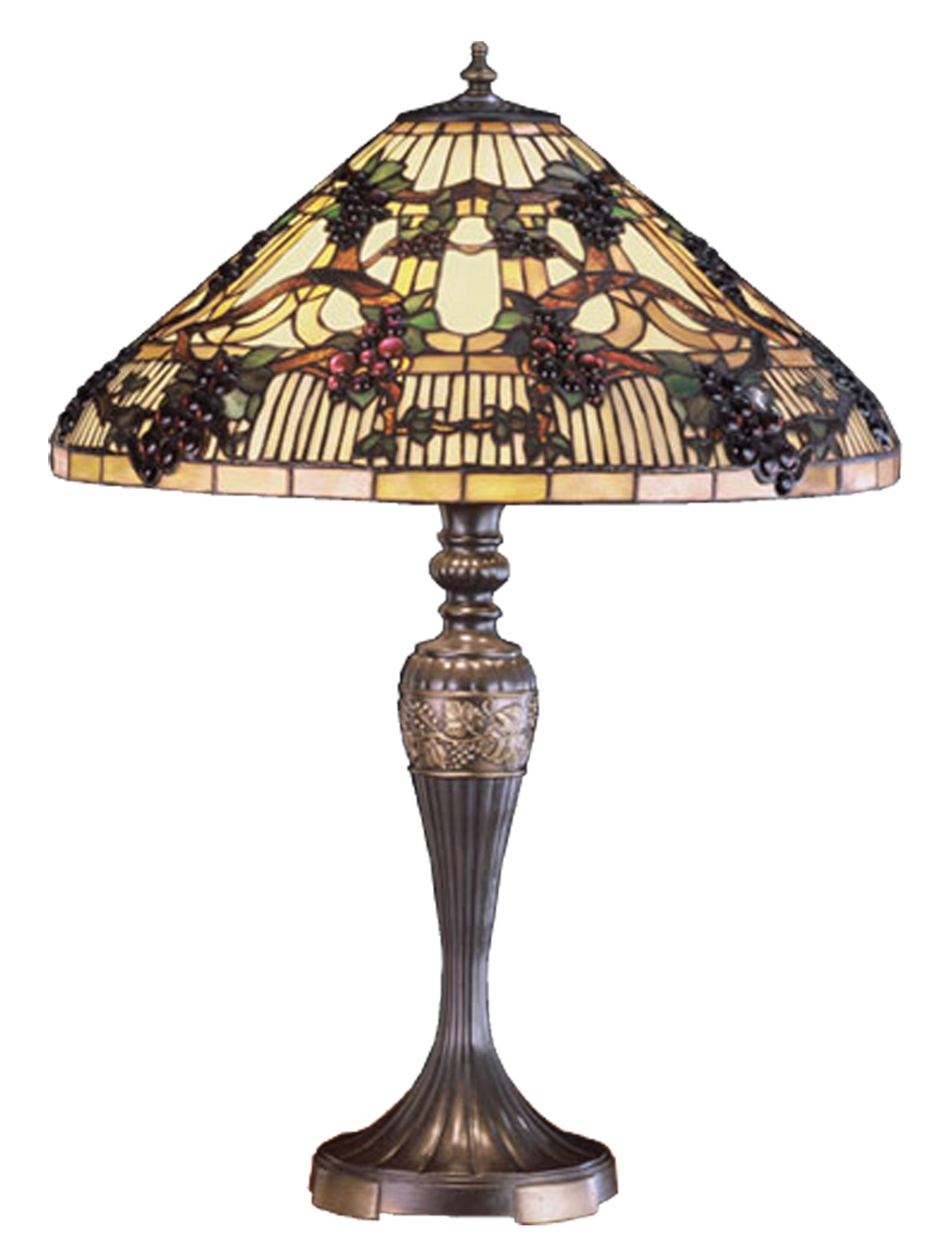 home lamps table lamps standard table lamps meyda 52129. Black Bedroom Furniture Sets. Home Design Ideas