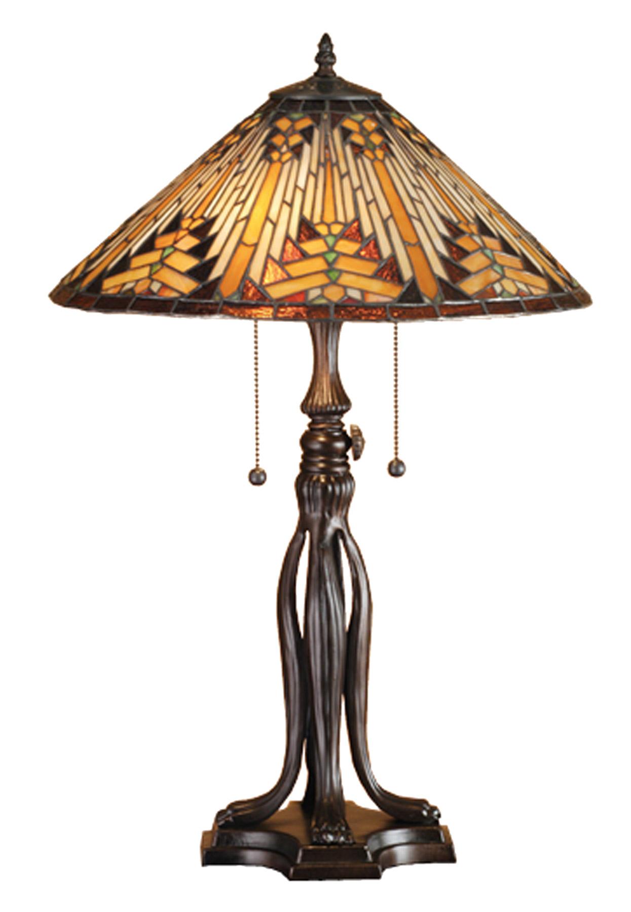 Meyda 66224 Nuevo Table Lamp
