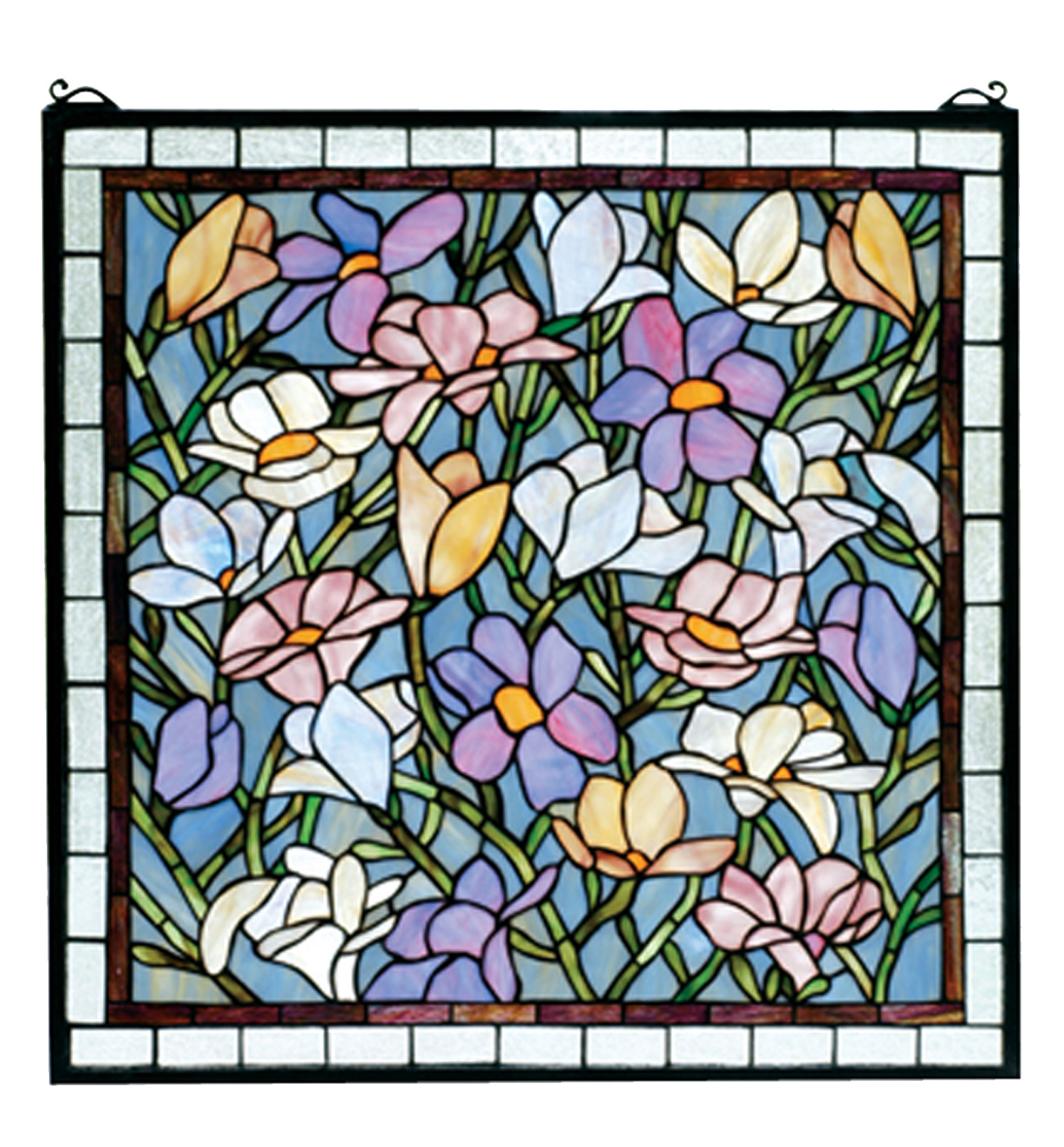 Meyda 66278 Tiffany Magnolia Window