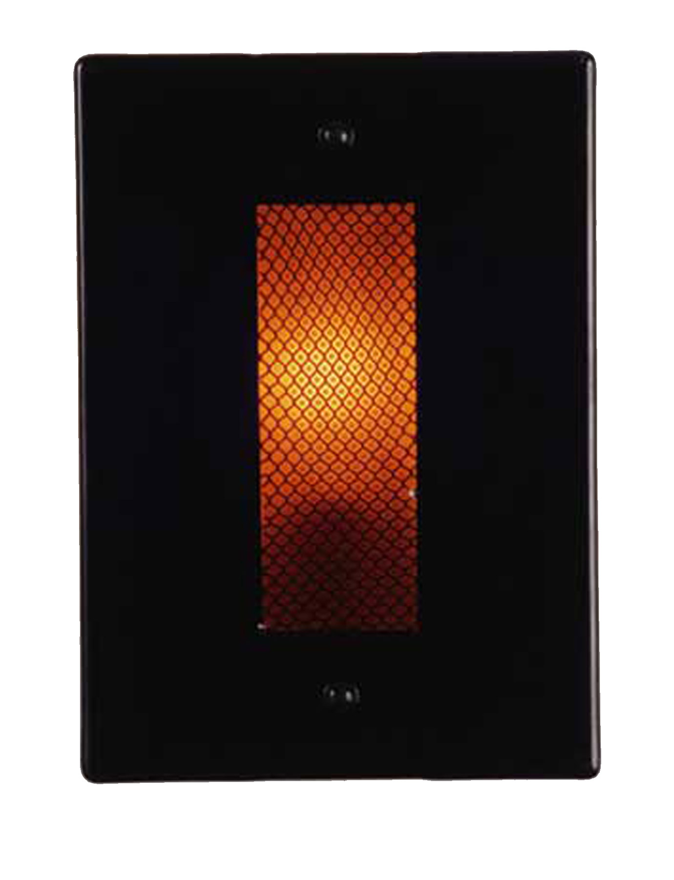 Meyda 67928 Alcatraz Fused Glass Wall Sconce