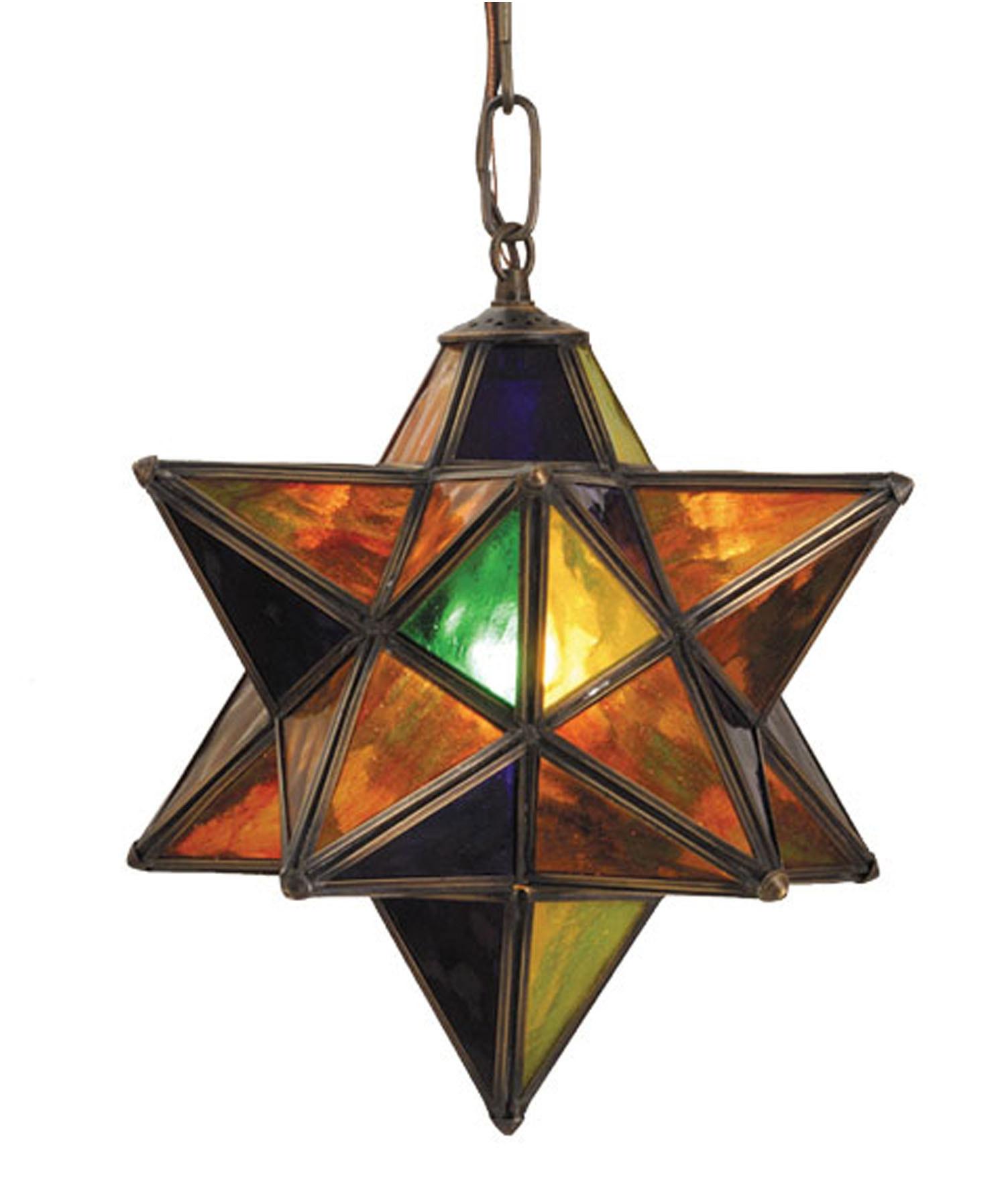 meyda 72849 moravian pendant