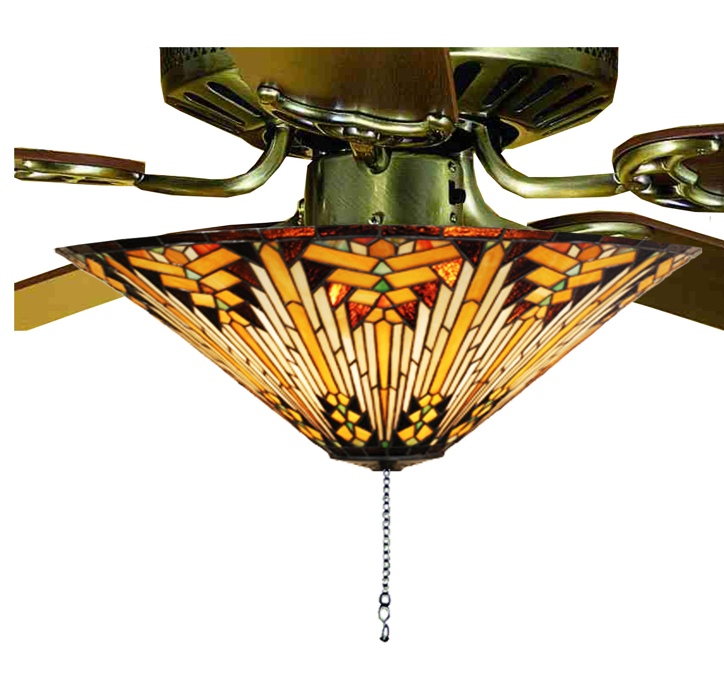 Meyda 73124 Nuevo Fan Light Fixture