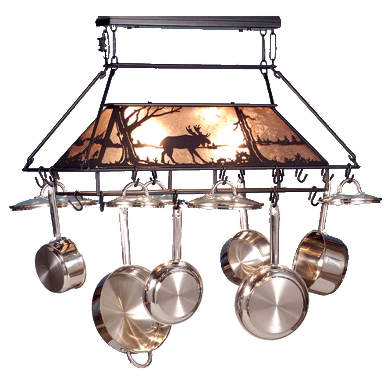 lighting island and billiards lighting pot racks meyda 73371. Black Bedroom Furniture Sets. Home Design Ideas